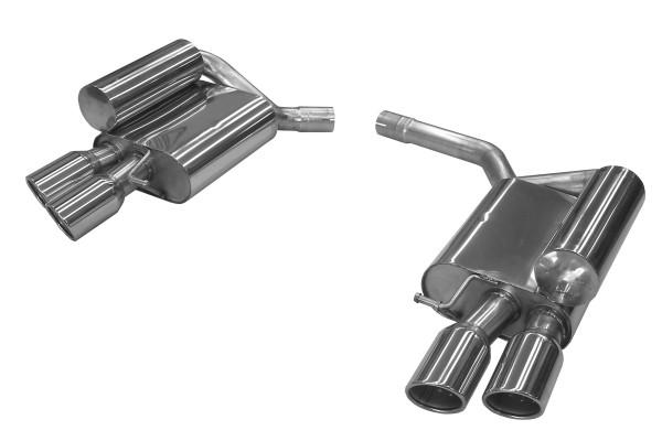 BN Pipes Endschalldämpfer für Audi S4 - Typ B8