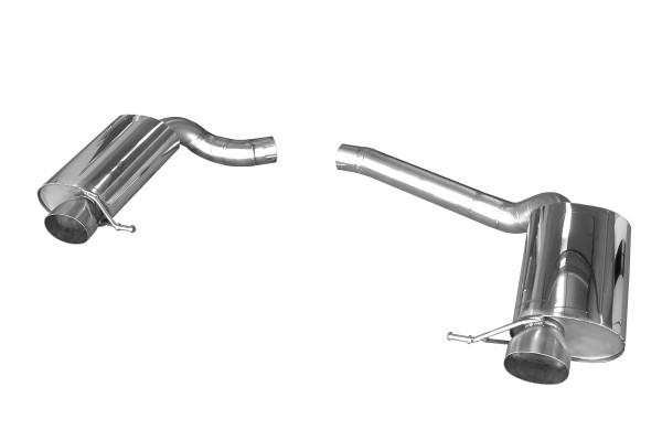 BN Pipes Endschalldämpfer für Audi RS5 - Typ B8