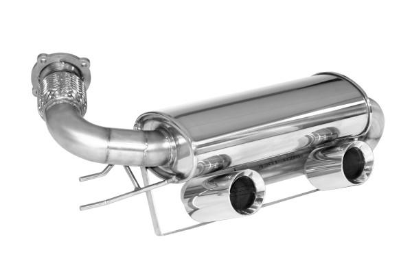 BN Pipes Sportauspuff für KTM X-Bow