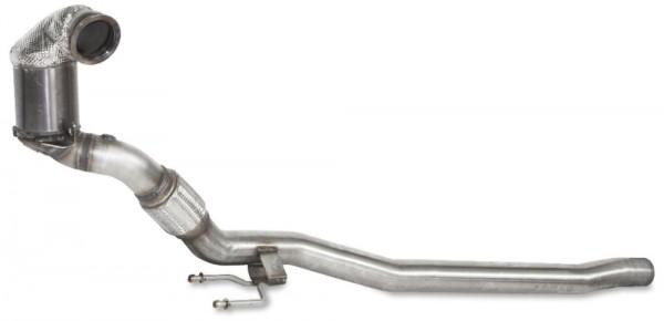 Downpipe Golf 7R - Typ AU